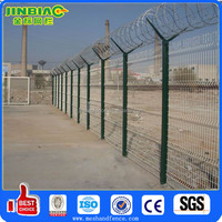 Safety protection Wire Mesh Fence for Airport