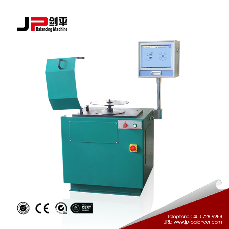 2017 grinding wheel head balancing machines with competitive price