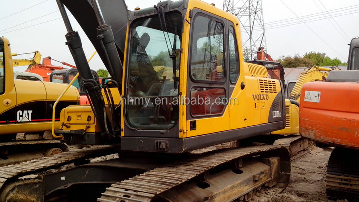 Used volvo 210 Crawler volvo excavator price 21TON low price