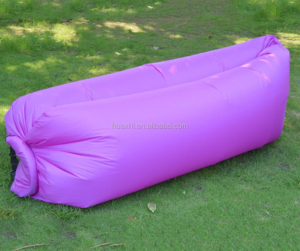 Outdoor Self Inflatable Air Lounger Sofa