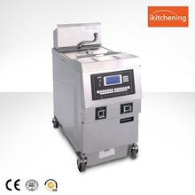 Auto-lift Deep Fryer for Chips, Chickens, Fishes with Henny Penny Fryer Design