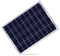 solar power polysilicon panel 80w