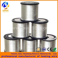 electrothermal ,excellent antioxidant 1250 degree 0Cr25Al5 FeCrAl heating wire