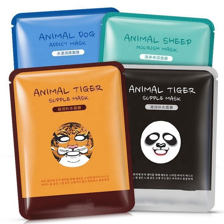Mendior Animal Dog facial mask Pigmentation <strong>Q10</strong> Correctors funny <strong>face</strong> mask wholesale and support private label OEM/ODM