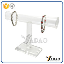 2016 newest design and customized acrylic bangle display stand india