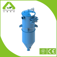 Industrial Cyclone Round filter bag dust collector
