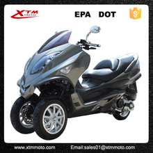China EPA CE gas adults stand up mobility 300cc trike scooter