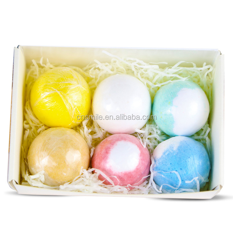 Wholesale Factory Price OEM Colorful Bath Bomb