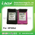 CC641EE CC644EE Reman for hp 300xl ink cartridge