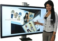 65inch all in one desktop pc tv i3 i5 i7 all in one pc, all in one touchscreen pc white