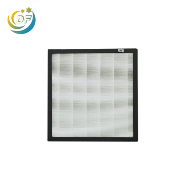 Dust hepa filter sheet electrostatic air cooler with machine fabric furnace units