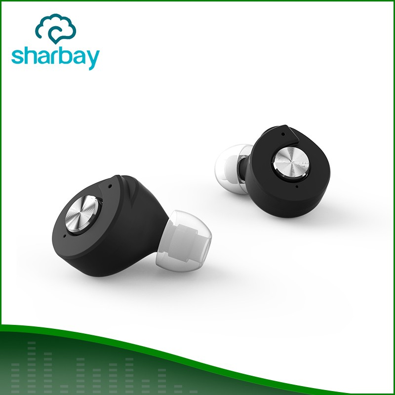 Sharbay best bluetooth stereo headphones universial use mobile devices smallest bluetooth device