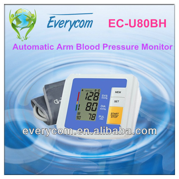 Household Blood pressure monitor arm style