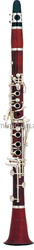 Musical woodwind instruments of chinese 17 key rosewood Clarinet at cheap price