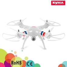 SYMA X8W drone With HD Camera 2.4G 6 Axis RC fpv racing drone syma X8W