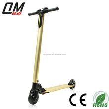 best selling folding carbon fiber electric scooter With Promotional Price