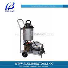 HAOBAO HX-3020 10L Electric Automatic Grease Pump with Wheels made in china