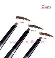 Atractting! 24 hour waterproof eyebrow pencil with brow brush