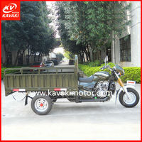 2014 Guangzhou Canton fair show beauty three wheel motorcycle/ petrol operate used tricycle in africa