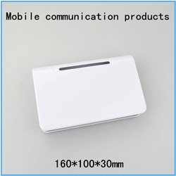 China plastic enclosure network abs cases for Mobile communication products