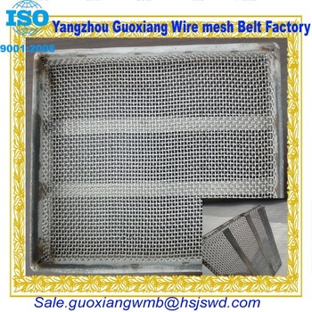 High quality pvc coated gabion wire mesh box