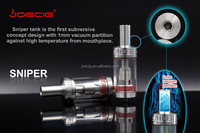 2015 new vaping devices ecig tank with removable drip tip China wholesale