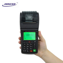 Goodcom GT6000S Handheld Bill Payment Machine SMS GPRS Printer