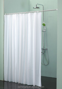 bathroom curtain rod