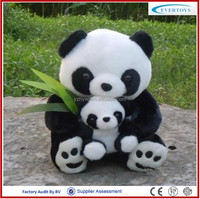 2016 newest plush panda toy china appa plush toys