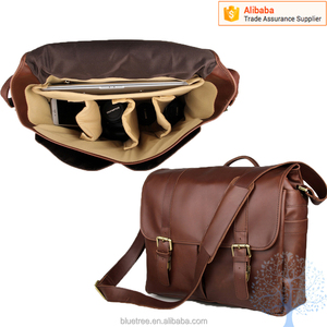 alibaba bag leather camera bag in hot sell