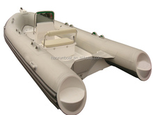 hot sell RIB with rigid inflatable boat 8 persons racing boat with outboard engine