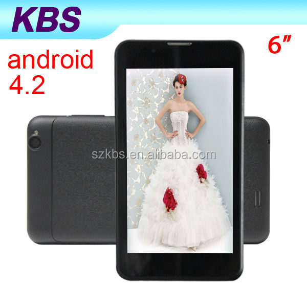Sell Like Hot Cakes Support Bluetooth GPS 6 Inch Android Tablet Pc