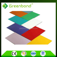 Greenbond fiberglass perforated wall cladding decorative panels