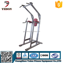 Plate loaded Fitness Equipment Dip / Chin / Leg Raise Equipment YD-9835