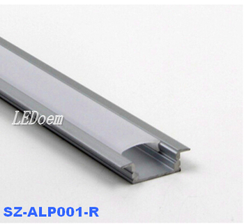 led strip aluminum profile for kitchen cabinet