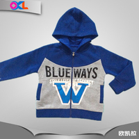 Fashion style comfortable material 100% cotton boy wear baby clothing