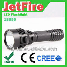 Cranking Led Flashlights with FM Radio,Alarm and Mobile Phone Charger