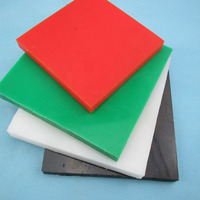 Flammability UL94 HB Colored UHMWPE Pad