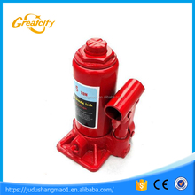 Manufacture 5 ton car hydraulic Oil pressure bottle jack from China