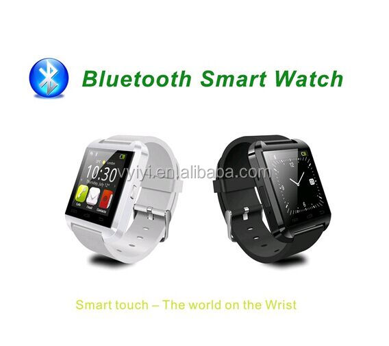 (Top Hot) 2016 U8 Smartwatch with Multi Functions, BT Smartwach U8 for Android/iPhone, Multi Languages U8 Smart Watch