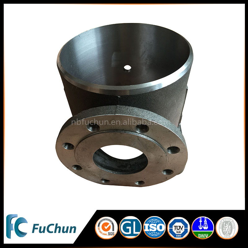 Stir Casting For Hydraulic Products