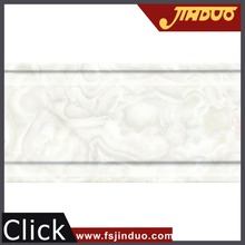 China newest marble design high quality 300x600mm hotel ceramic tile