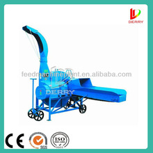 big portable grass rice corn straw shredder