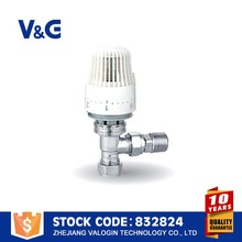 Valogin CE Approved Hot Brass solar water heater thermostatic valve
