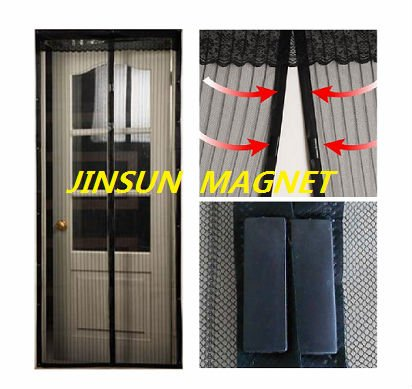 mosquito door net, magnetic fly screen, magnetic screen door