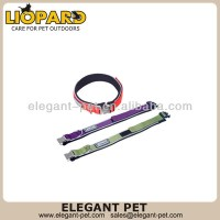 New professional dog supplies reflective dog collar