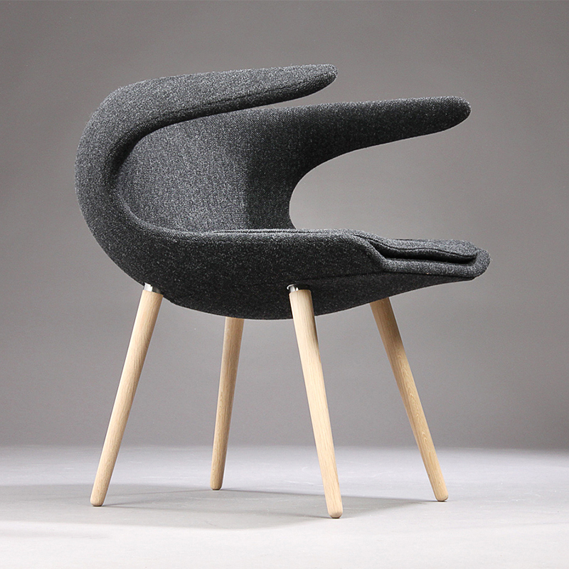 Danish Design Crab Shape Stouby Frost Chair Replica