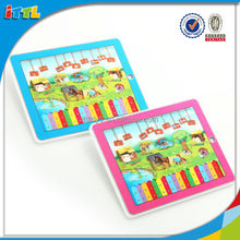 Farm Learning Machine Ipad For Kids Learning Plastic Learning Ipad Toy