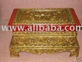 >ANTIQUE DESIGN SQUARE BOX AND JEWELRY BOX