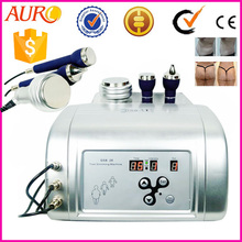 Au-43 2016 popular ultrasonic machine for facial and body with 40KHZ cavitation head